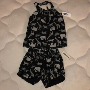 Kids old navy two piece set